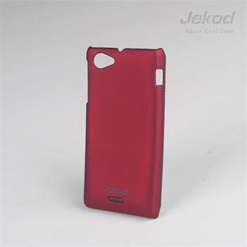 JEKOD Super Cool pouzdro Red pro Sony Xperia J ST26i
