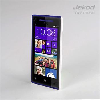 JEKOD Super Cool Pouzdro White pro HTC 8X