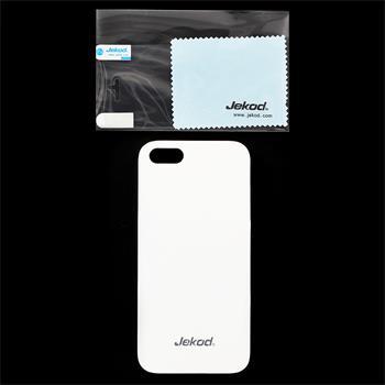 JEKOD Super Cool Pouzdro White pro iPhone 5, 5S