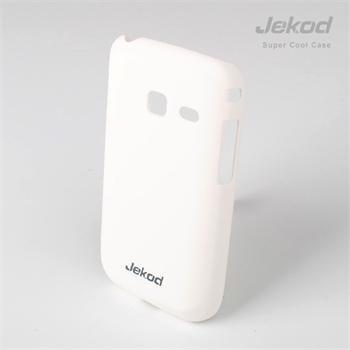 JEKOD Super Cool Pouzdro White pro Samsung S6102 Galaxy Duos
