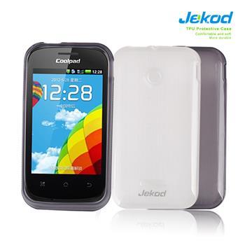 JEKOD TPU Ochranné Pouzdro Biele pro Huawei Y210