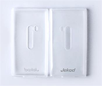 JEKOD TPU Ochranné Pouzdro Biele pro Nokia N9