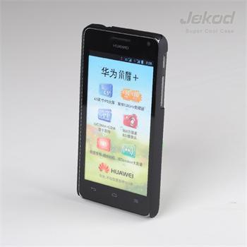 JEKOD TPU Ochranné Pouzdro Čierne pro Huawei Ascend G600/Honor 2