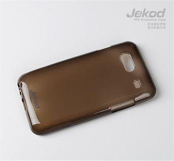 JEKOD TPU Ochranné Pouzdro Čierne pro Samsung i9070