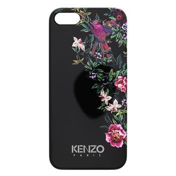 KENZO Exotic Black Zadní Kryt pro iPhone 5/5S (EU Blister)