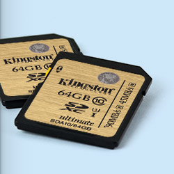 Kingston SDHC/SDXC 32 GB Class 10 UHS-I Ultimate (SDA10/32GB)