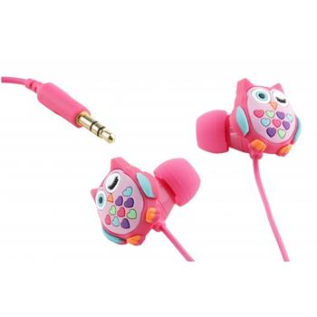 KitSound Owl Stereo HF 3,5mm (Bulk)