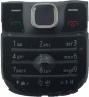 Klávesnice Nokia 2700c Black Chrome