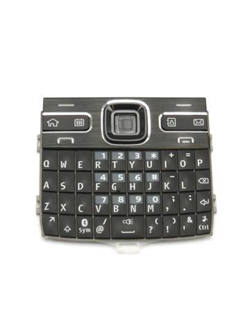 Klávesnice Nokia E72 Black Anglická