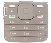 Klávesnice Nokia N79 Grey