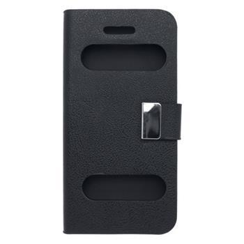 Knižkové puzdro iPhone 5, 5s, SE
