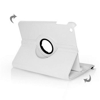 Knižkové púzdro pre SAMSUNG GALAXY TAB 2 P5100/P5110, P7500/P7510, 10,1`` P5100 Biele