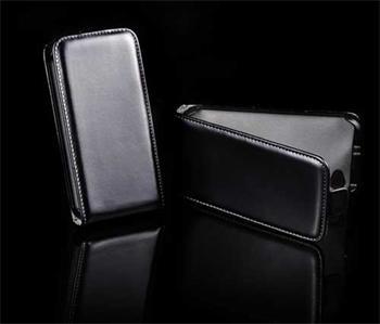 Knižkové puzdro Slim Samsung Galaxy Y, S5360, Čierne