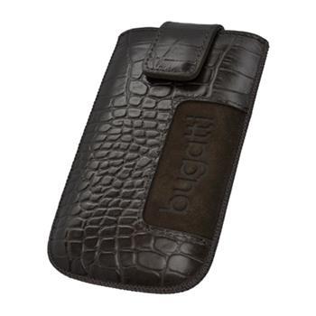 Kožené puzdro Bugatti