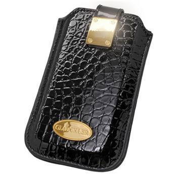 Kožené puzdro Gloockler iPhone 4G/4S