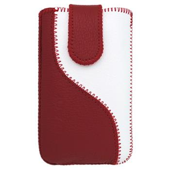 Kožené puzdro Red Ant iPhone 4S
