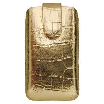 Koženkové puzdro iPhone