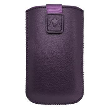 Koženkové puzdro Samsung i9500 Galaxy S IV