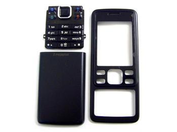 kryt Nokia 6300 black