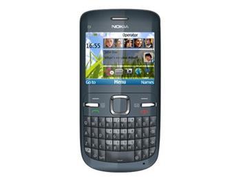 kryt Nokia C3-00 Slate Grey