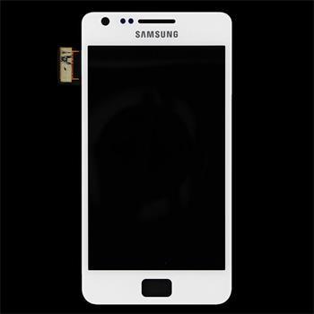 LCD Display + Dotyková Deska Samsung i9100 White