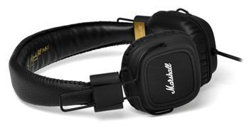 Marshall Major FX Stereo Headset Black (EU Blister)