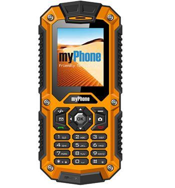Myphone Hammer Farebn Displej 2 Vodotesn S Ochranou