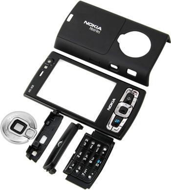 Náhradný kryt Nokia N95 Black