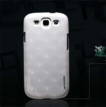 Nillkin 3D Zadní Kryt Biely pro Samsung (i9300/S3 i9301 Neo) Galaxy S3