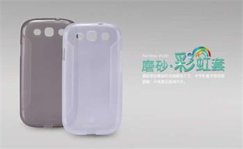 Nillkin Rainbow Zadní Kryt White pro Samsung i9300 Galaxy S3