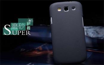Nillkin Super Frosted Zadní Kryt Black pro Samsung i9300 Galaxy S3