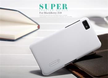 Nillkin Super Frosted Zadní Kryt White pro BlackBerry Z10