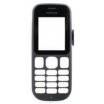 Nokia 101 Phantom Black Přední Kryt