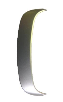 Nokia 701 Light Silver Dekorační Štítek