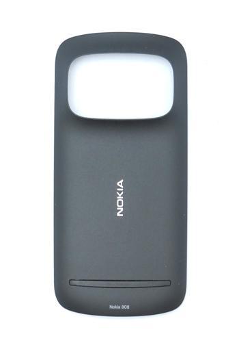 Nokia 808 PureView Black Kryt Baterie