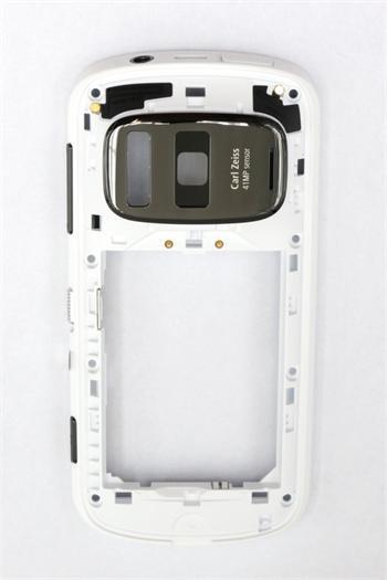 Nokia 808 PureView White Střední Díl