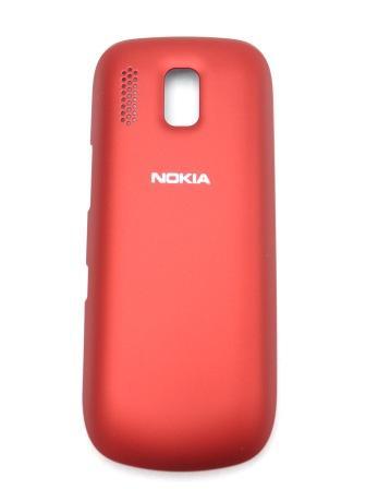 Nokia Asha 203 Red Kryt Baterie