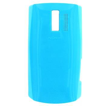 Nokia Asha 205 Cyan Kryt Baterie