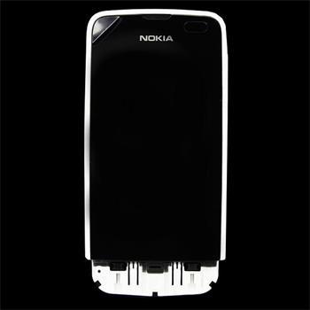 Nokia Asha 311 White Přední Kryt vč. Dotyku