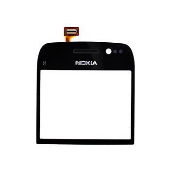 Nokia E6-00 Dotyková Deska Black