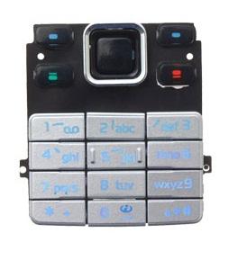 NOKIA FLEX 6300 klávesnica silver