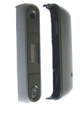 Nokia N8 Dark Grey Horní-Spodní Kryt