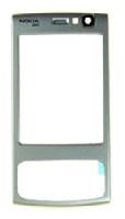 Nokia N95 kryt Silver, přední