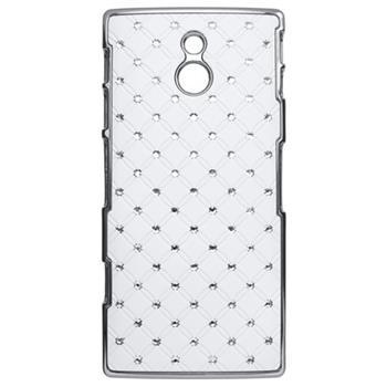 Plastové puzdro Sony Xperia P