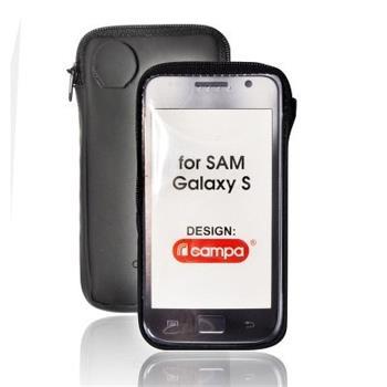 Púzdro Campa vsuvka so zipsom pre Samsung I9000 Galaxy S / S Plus