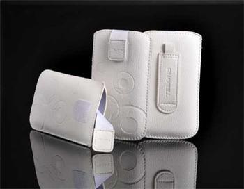 Púzdro DEKO 1 biele, veľkosť 13 pre telefóny Samsung i9300/HTC ONE X/LG L9/ Nokia 920/Sony Xperia T