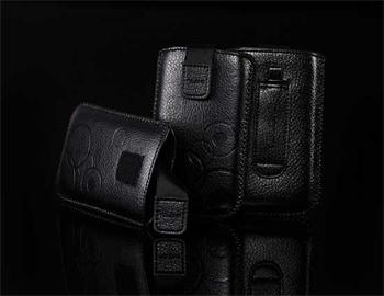 Púzdro DEKO 1 čierne, veľkosť 07 pre telefóny LG KP500/Sam S5230/HTC Wildfire/Wildfire S/Desire C/Sony Xperia Tipo