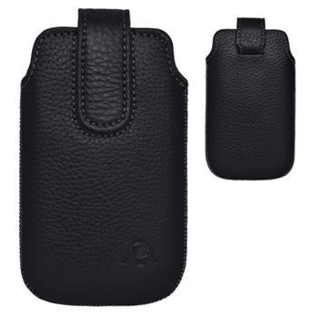 Puzdro koženkové HTC Desire S