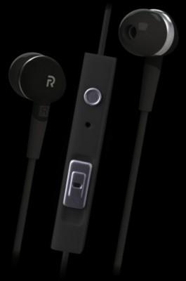 Radiopaq Trio Stereo Headset 3,5mm Black (EU Blister)