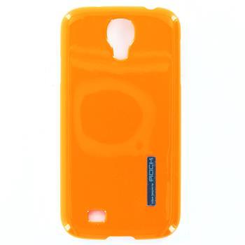 ROCK Extra Strong Zadní Kryt pro Samsung i9500 Galaxy S4 Orange